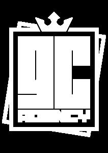 Logo GC Agency (white)